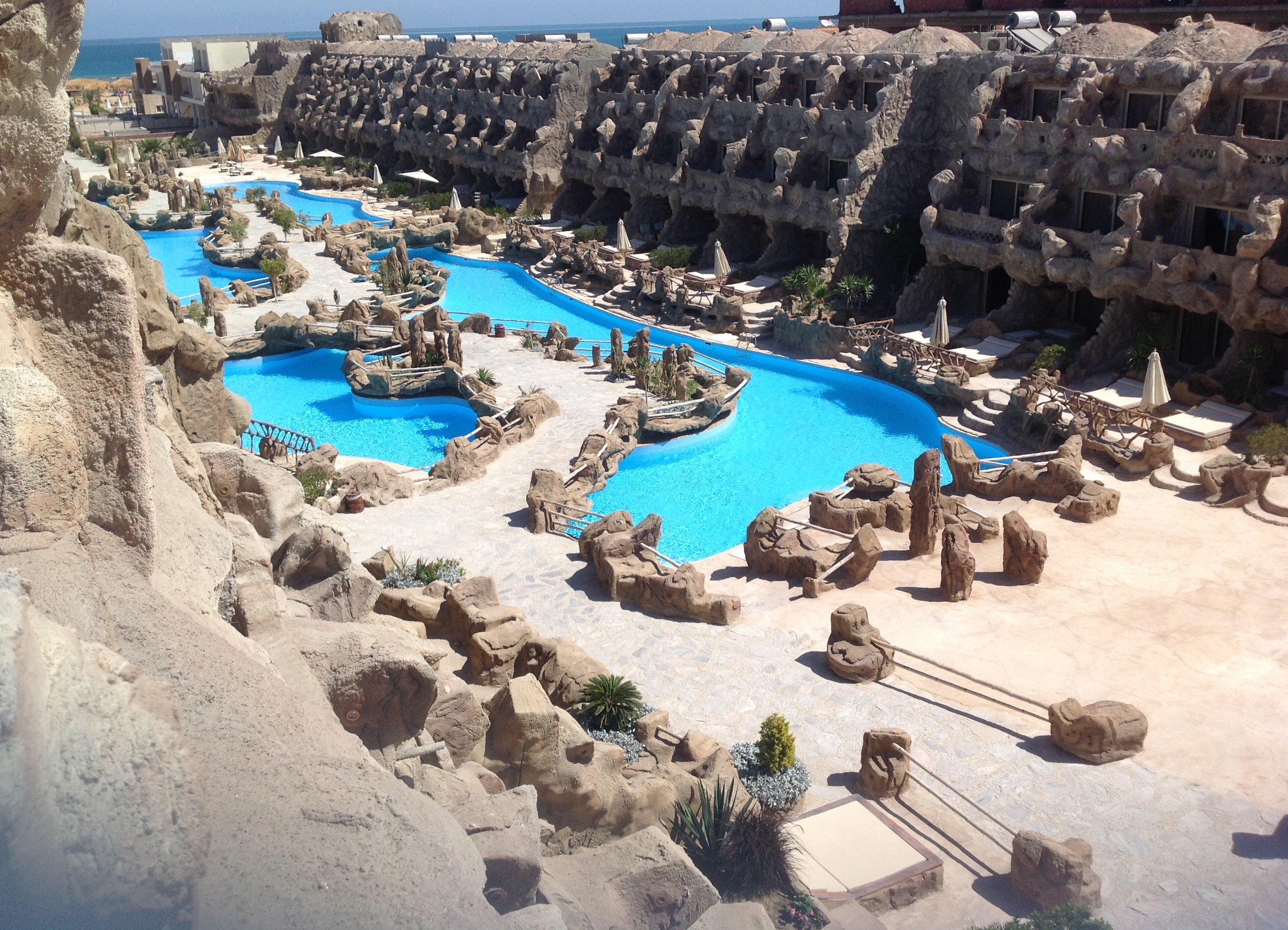 Beach Resort Hurghada
